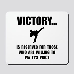 Victory Martial Arts Mousepad